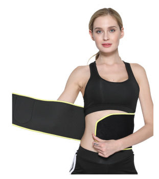 Fitness Belt Waist Belts Women's Waist Sweating Multi-function Body Abdomen Women's Explosion Sweat Belt