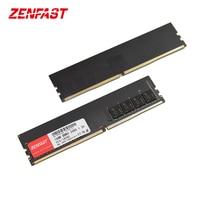 ZENFAST DDR4 2 GB 4GB 8GB 16GB 32 GB 64 GB Memoria Ram 2133MHZ 2400MHZ de Memoria de escritorio RAM Dimm para AMD e Intel PC