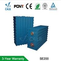 12V battery pack CALB 200Ah 3.2V CA200 LiFePO4 Batteries backup power solar system EV cars Yatch RV battery