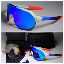 Cycling Sunglasses Sports bicycle Glasses 100 Mountain Bike