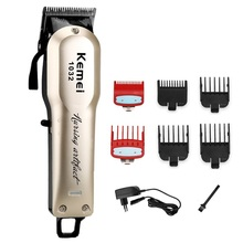 Cordless cord professional hair clipper rechargeable trimmer head electric cutter cutting machine cut barber tool