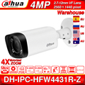 Dahua IPC-HFW4431R-Z 4MP Night Camera 60m IR 2.7 ~ 12mm VF lens Zoom Autofocus 80M IR bullet H.265 POE IP Camera CCTV Security
