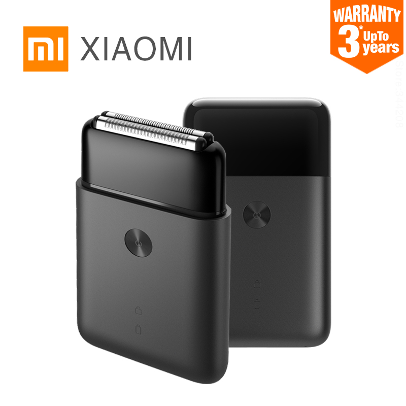XIAOMI Beard-Trimmer Reciprocating-Cutter Electric-Shaver Shaving Head-Ipx7 Smart Mini title=