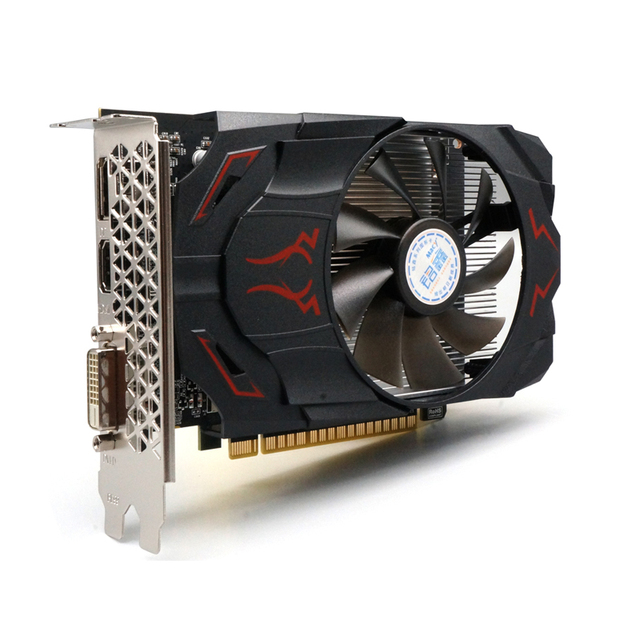 New AMD Video Card RX 550 4GB 128Bit GDDR5 RX 550D Graphics Cards for AMD RX 500 series VGA Cards RX560 470 570 460 580 480