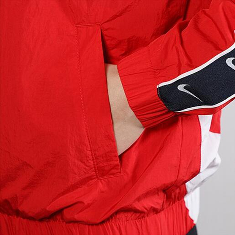 US $77.35 35% OFF|Original New Arrival NIKE AS M NSW SWOOSH JKT WVN Men's Jacket Sportswear in Running Jackets from Sports & Entertainment on