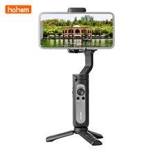 Hohem – iSteady X stabilisateur de cardan à 3 axes portatif, ultraléger, avec Mode Moment, système d'algorithme Anti-secousse pour téléphone