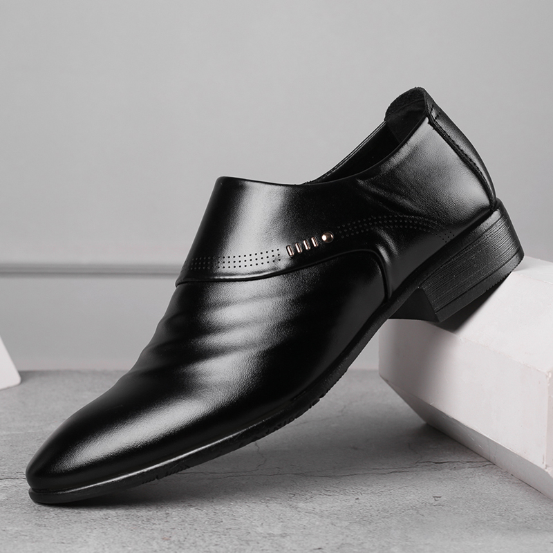 Oxfords Business and Wedding Leather Shoe 11
