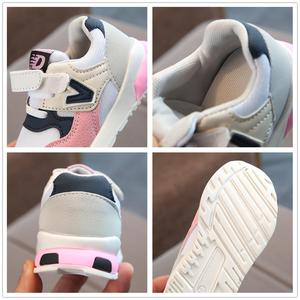 Image 5 - KINE PANDA Kindergarten Kids Casual Sneakers Breathable Boys Girls Sport Running Shoes Toddler Baby Boy 1 2 3 4 5 Years Old