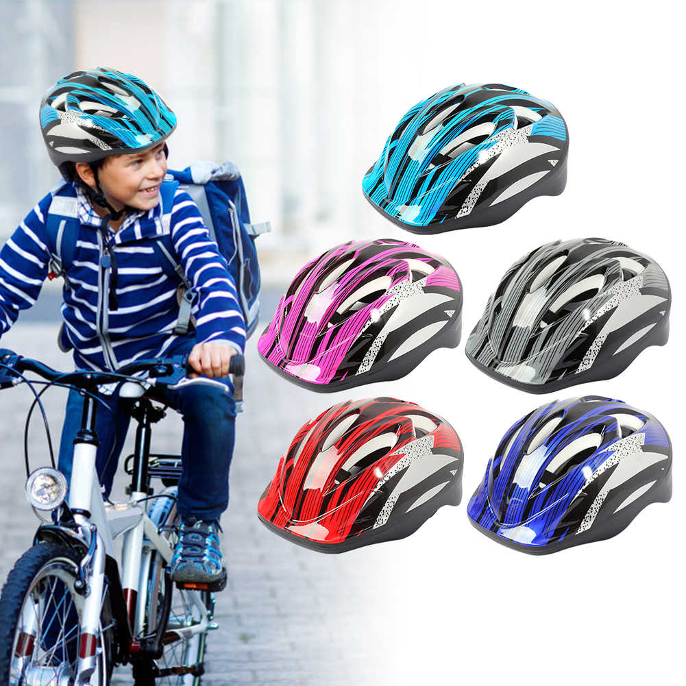 Children Kids Cycling Bike MTB Helmet Roller Skate Sports Scooter Safety Gear