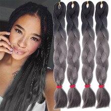 LVHAN дреды африканский парик градиентные волосы Цвет веревка продукт коса Размер тибетская коса головной убор синтетический плетение волос черный