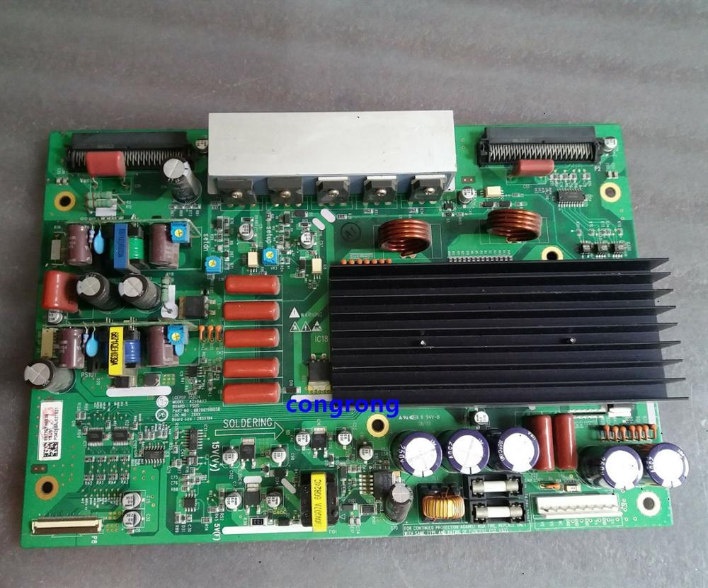 100% Test For LG 42PC1RV-CJ LG42X3 Y Board 6870QYH005B 6871QYH048B