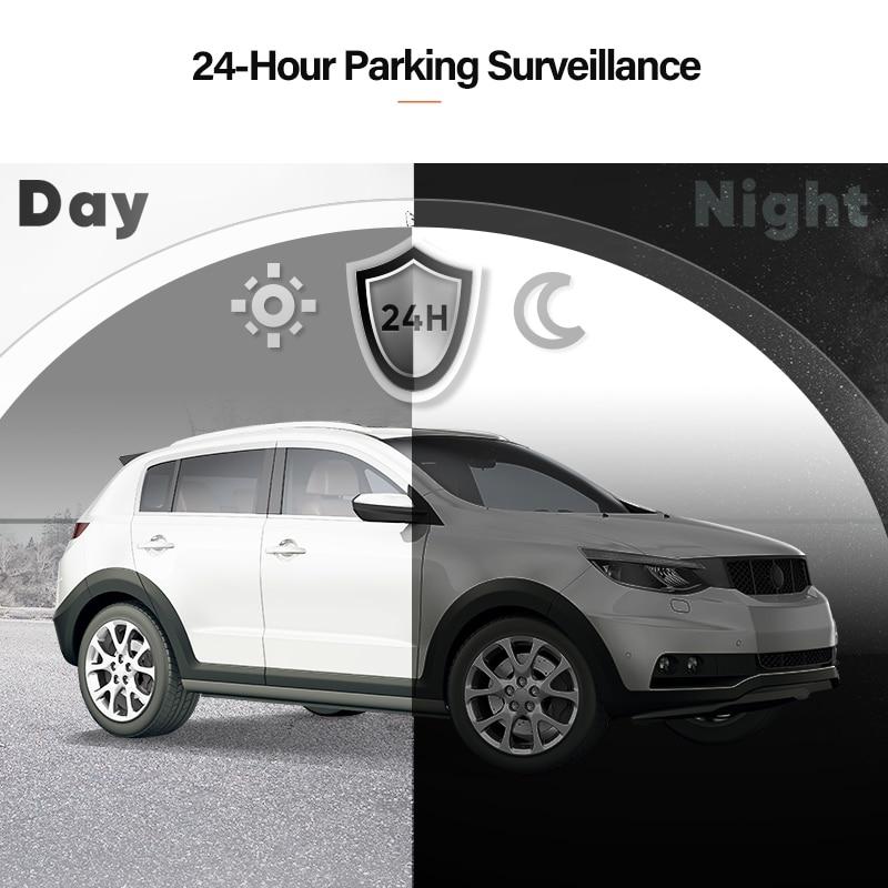 70mai Smart Dash Cam Pro English Voice Control 1944P 70MAI Car DVR Camera GPS ADAS 140FOV Auto Night Vision 24H Parking Monitor 3