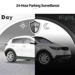 Image 3 - 70mai Smart Dash Cam Pro anglais commande vocale 1944P 70MAI voiture DVR caméra GPS ADAS 140FOV Auto Vision nocturne 24H moniteur de stationnement