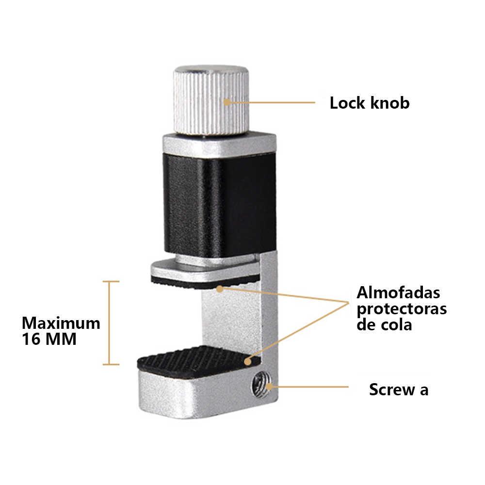 8 ピース/セット調節可能な金属製器具クランプ電話修復ツール液晶表示画面固定クランプクリップ Iphone/Ipad 用 /タブレット