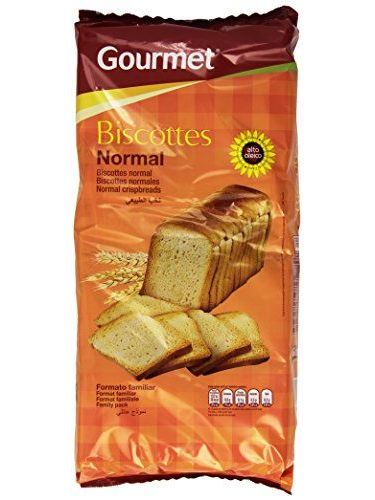 Gourmet - Biscottes Normal - Formato Familiar - 720 G