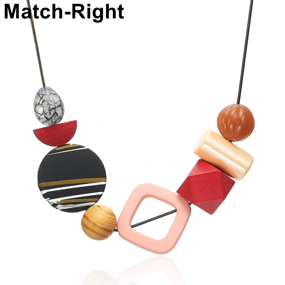 Match-Right Necklaces & Pendants Women/Statement/Beads/Vintage/Lady/Choker Necklace Women Neck Pendants Amazing Price Jewelry