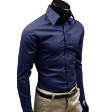 English style business shirt, suitable for mens long sleeves, high qua