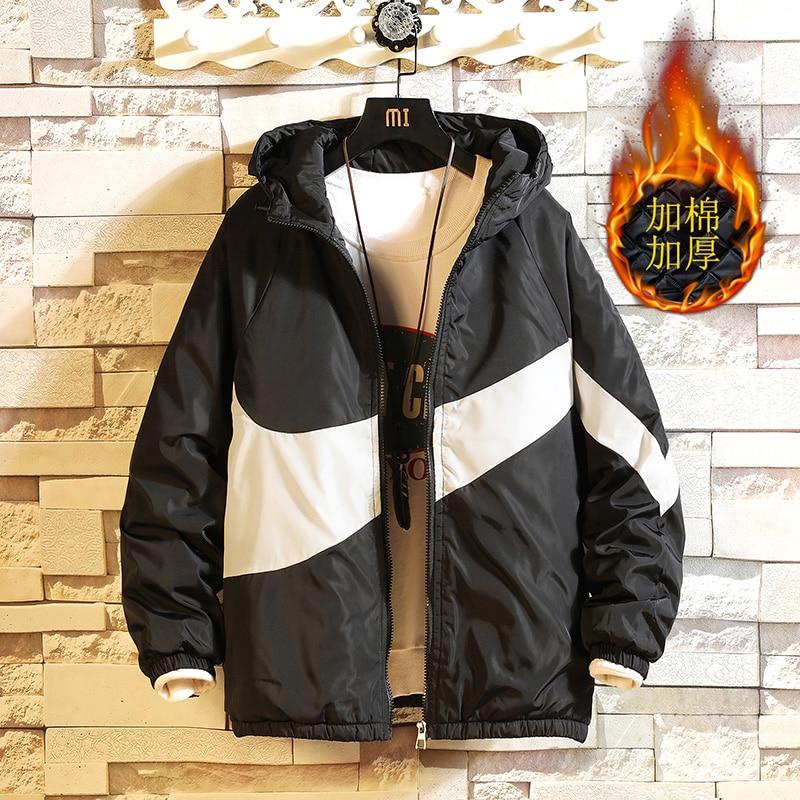 Jacket Men New 2019 Cotton Jacket For Casual Couples With A Jacket And Jacket Women Jacket  Winter Jacket, Warm Coat Big Yards