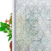 Glass-Film Window-Sticker Crystal Static-Cling Privacy Anti-Uv Diamond Stained