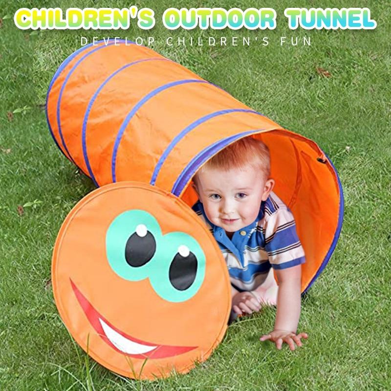 Kids Play Tunnels Indoor Outdoor Crawl
