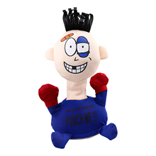 Doll Screaming-Doll Plush-Vent Electric Me for Child Toy Touching-Punch Relieve-Stress