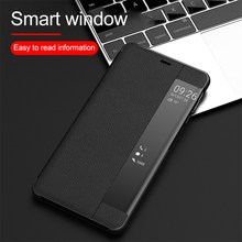 KISSCASE Flip Leather Case For Samsung Galaxy S10e S10 S9 S8 Plus S7 Edge Smart Phone Case For Samsung Note 9 8 A6 Plus A9 A7 J6