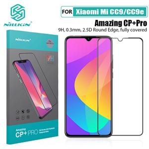 Image 2 - Voor Xiaomi Mi CC9E CC9 9E Mi A3 Glas NILLKIN Verbazingwekkende 9H Screen Protector voor Xiaomi Mi 9 Lite Gehard Glas