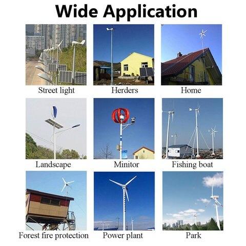 eolicas residencial para turbinas energia domestica que carregam