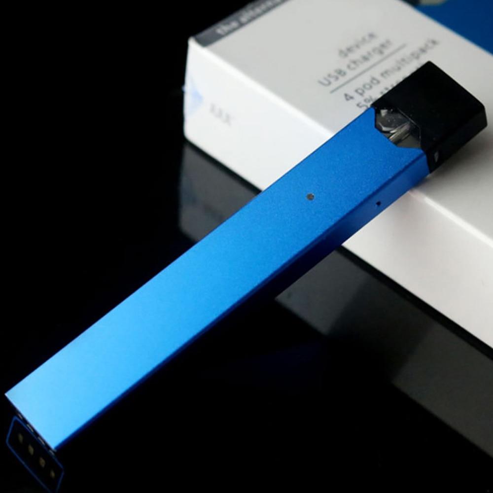 Mini Hookah Vaporizer Device E Cigarette Battery Vape Kit Suitable With 0.7ML Juul Pods Cartridge VS JUUL Device Starter Kits