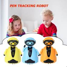 Inductive Electric Robot Car Line Follower Magic Pen Toy Creative Original Follow Any Line You Draw Xmas Gifts Educational toy(China)