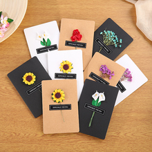 10pcs Birthday Card with Envelope, Thanksgiving Card, Creative Wish Card, Blessing, Dragon Boat Festival, Greeting Card love folding greeting card father s day greeting creative card thanksgiving birthday blessing gift festival party supplies