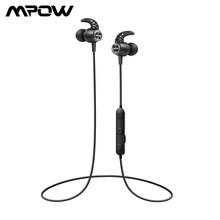 Mpow – écouteurs magnétiques sans fil Bluetooth 5.0, étanche IPX7, 12H d'autonomie, pour iPhone 11, Samsung S9, S16