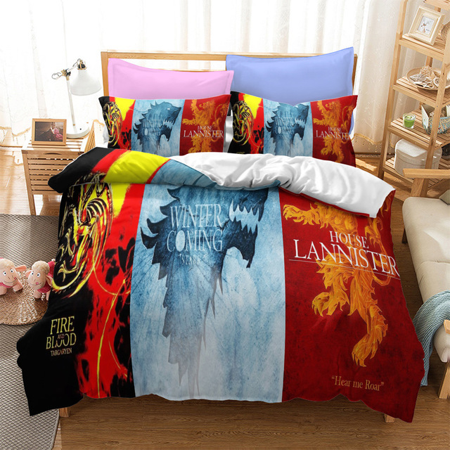 Game of Thrones Bedding Sets  4
