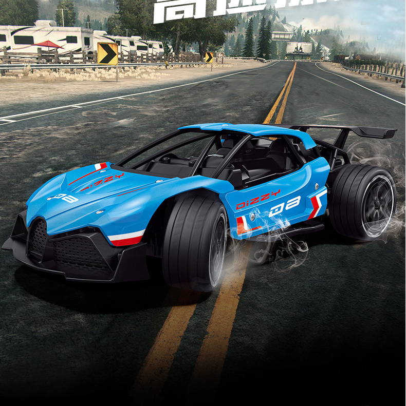 Aolly RC Car 15KM/H High Speed Drift Racing Vehicle Radio Controled Machine Remote Control Off Road Car Toys For Kids Gifts