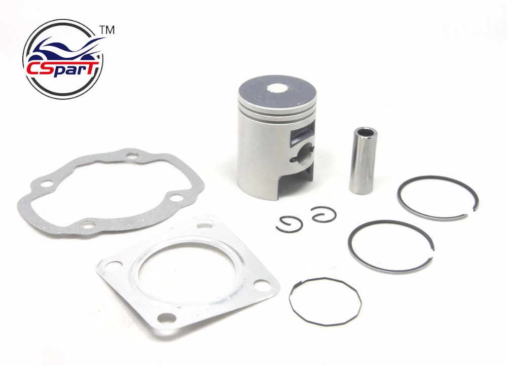 39MM 12MM Piston Ring Kit For Honda DIO 50 50CC Scooter Parts