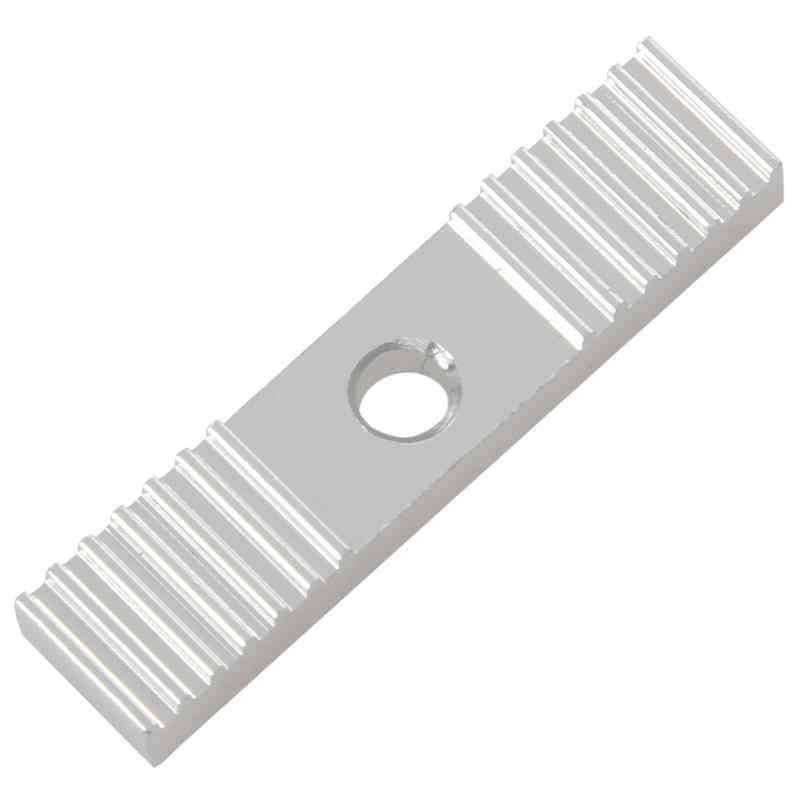 Paduan 2GT Belt Clamp RepRap 3D Printer Delta Kossel Prusa I3 Linear Motion CNC