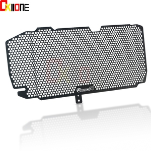 Image 3 - For BMW F800R Motorcycle Aluminum Radiator Grille Guard Cover Protector F 800R F 800 R 2015 2016 2017 2018 2019 Accessories