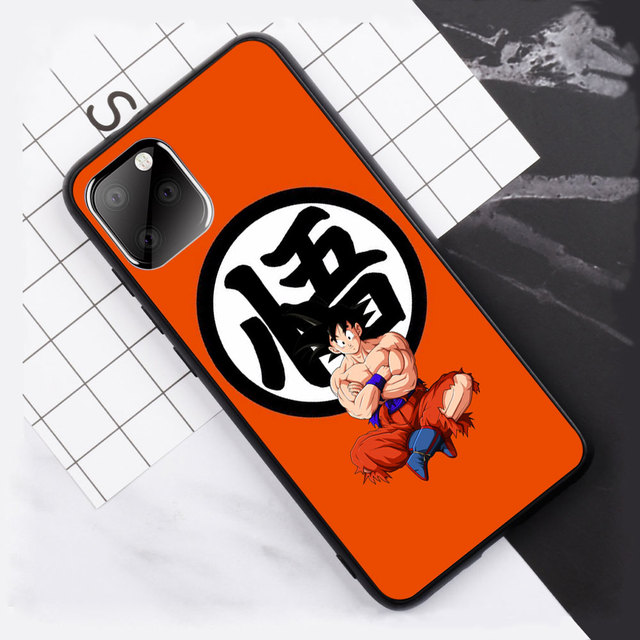 Dragon Ball Super Broly Cover Case For iPhone Models