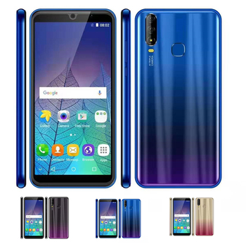 CHAOAI A20 Smartphone 5,99 pulgadas teléfono móvil 2 sim Modo de espera dual 2100mAh GSM/WCDMA 512MB + 4GB MT6580 compatible con Bluetooth 3g Red