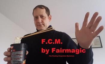 F C M przez Fairmagic magiczne sztuczki tanie i dobre opinie Metal Różne rekwizyty Unisex 8-11 lat 12-15 lat STARSZE DZIECI ulica Profesjonalne Beginner Dla magików ŁATWE DO WYKONANIA
