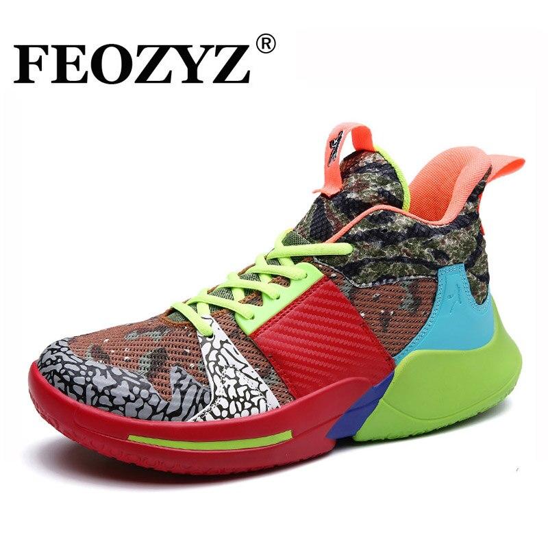 FEOZYZ New Style Men's Basketball Shoe
