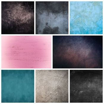 Laeacco Solid Color Gradient Texture Photographic Backdrops Portrait Baby Photocall Vinyl Photo Backgrounds for Photo Studio laeacco pink unicorn birthday party star baby poster portrait photographic backgrounds photo backdrops photocall photo studio