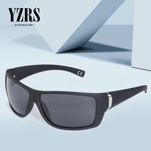 YZRS Brand Retro Sunglasses Men Goggles Polarized Driver Sun Glasses Outdoors UV400 Protection Sport Eyewear