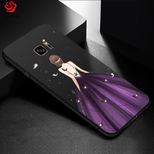 ASINA Elegant Case For Samsung Galaxy S7 Silicone with Beautiful Dress Design Cover Edge Coque Fundas Capa