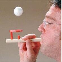 Забавная игрушка надувной баланс плавающая флейта мяч игрушка ребенок Chlid играть в подарок
