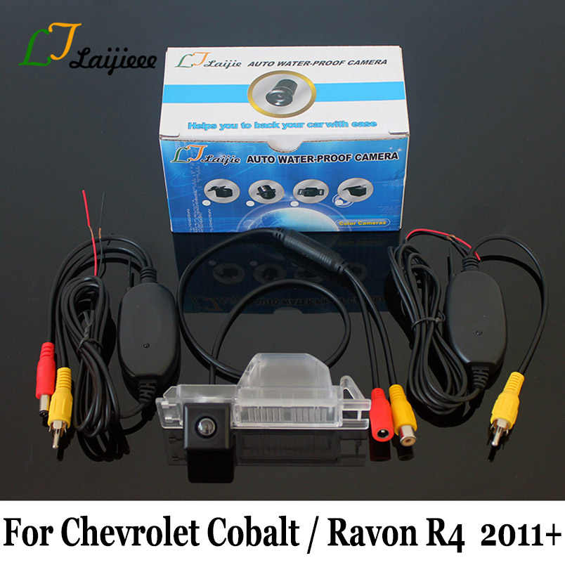 Wireless Rear View Camera For Chevrolet Cobalt Ravon R4 2011~Present / RCA AUX Interface CCD Night Vision Parking Reverse Camera