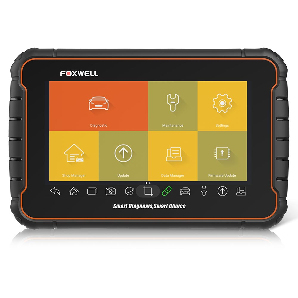 Foxwell GT60 Plus Premier Android Automotive Diagnose Plattform