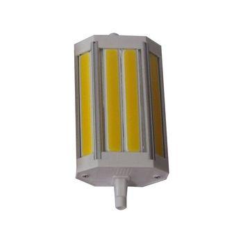30W dimmable R7S led light 118mm no Fan COB flood lamp J118 AC85-265V