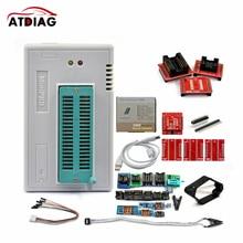 הכי חדש TL866II בתוספת עם 28 מתאם USB האוניברסלי מתכנת Bios/ECU מתכנת + 17 מתאמים TL866II בתוספת סטנדרטי גרסה