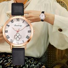 Top New Brand Women's Watches Fashion Leather Watch Women Watches Casual Ladies Watch Dress Clock Reloj Mujer Zegarek Damski